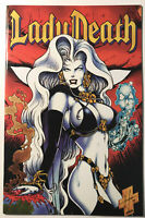 Lady Death II Between Heaven And Hell 4 Chaos Comics NM Beautiful!!
