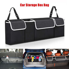 Car Trunk Organizer Car Interior Accessories Back Seat Storage Box Bag Oxford hh