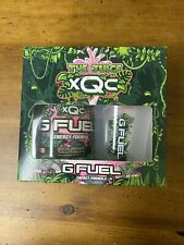 XQC Gfuel THE JUICE COLLECTORS BOX IN HAND SHIPS FAST 🔥🔥🔥