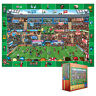 JIGSAW   EG81000476 	 Eurographics Puzzle 100 Pc - Spot & Find - Soccer (6x6 box