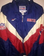c64fcebad New ListingVintage Reebok Pro Line New York Giants NFL Football Team Jacket  Coat Medium