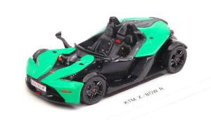 KTM X-Bow R grün / schwarz 2016 - 1:43 Spark