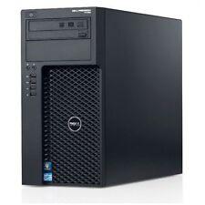 Dell Precision t1700 Intel i5 4670 3400mhz 8gb 320 GB SATA WIN 7 Professional
