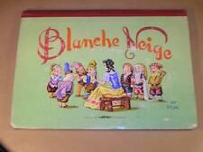LIVRE ANCIEN / BLANCHE NEIGE DE GILDAS / POP UP / BON ETAT