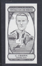 Philip Neill - Vintage Soccer Heroes 2005 - #  5 C Craven - Grimsby