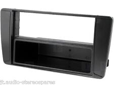 Skoda Octavia Mk2 Single Din car radio stereo conversion trim facia plate