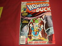 HOWARD THE DUCK #11  Bronze Age Marvel Comics NM 1977