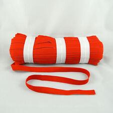 Gummiband Gummilitze gewebt rot 1,5 cm breit Länge 1 m