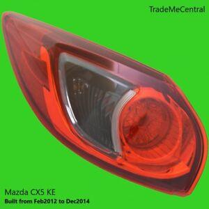 Mazda CX5 CX-5 KE Tail Light Outer Left Hand Passenger Side 2012 2013 2014 New