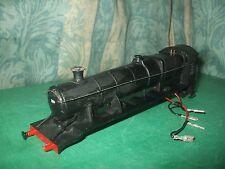 HORNBY GWR 28XX BLACK LOCO BODY ONLY