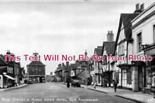 SP 320 - High Street & Kings Arms Hotel, Old Amersham, Buckinghamshire 6x4 Photo