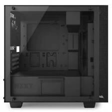 NZXT H400i No Power Supply MicroATX Case (Matte Black)