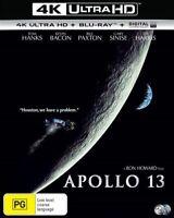 Apollo 13 4K Blu-Ray UHD : NEW 4K Ultra HD