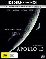 Apollo 13 (Blu-ray, 2017, 2-Disc Set)