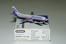 Schabak Boeing 737-3B7 Boeing Aircraft Company 2nd version in 1:600 scale