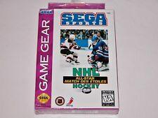 NHL All-Star Hockey (Sega Game Gear, 1995)