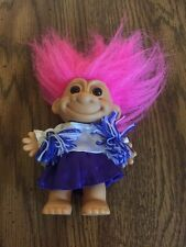 Russ Cheerleader Troll_4 1/4 Inches Tall (7 1/4 Inches Including Hair)