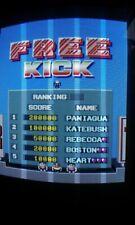 Free Kick JAMMA ARCADE PCB GAME BOOTLEG