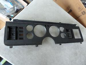 1984 1985 1986 Ford Mustang LX SSP Grey Instrument Gauge Cluster LH Dash Trim