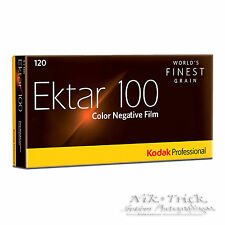 Kodak Ektar 100, 120 Medium Format ~ Sold by the roll....Freshest UK Stock