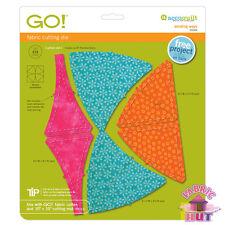 Accuquilt GO! Fabric Cutter Die Winding Ways Quilting 55069