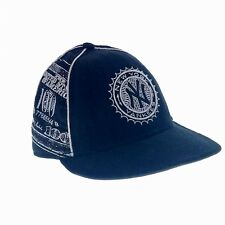 New York Yankees NY Black Silver Medallion Metallic Hat Cap MLB Cash 59Fifty