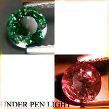 0.14Cts Amazing Quality Gem ~ Natural Alexandrite Hue COLOR CHANGE GARNET CCQ002