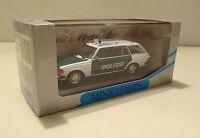 Mercedes-Benz 200 TE - 280 TE W 123 T-Modell / Kombi Polizei Minichamps 1:43