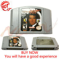 For Nintendo 64 N64 Game Card Cartridge Console US Version - GoldenEye 007