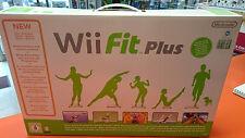 """ new WII FIT PLUS "" pedana per NINTENDO WII,incluso WII FIT,nuova sigillata ori"