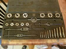 TRW 26 piece Tap and die set