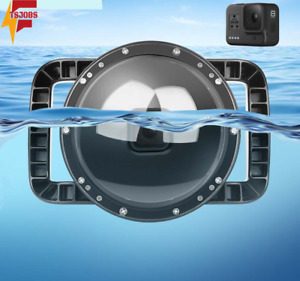 Dome Port for GoPro Hero 8 Black Dome Port Waterproof Housing Case Lens Cover
