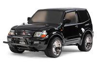 Tamiya 58627 Mitsubishi Pajero Black CC01 Radio Control RC Kit (CAR WITHOUT ESC)