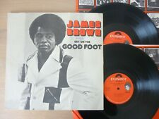 James Brown – Get On The Good Foot  USA 1972  2LPs  gat  Vinyl  mint-