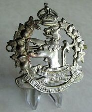 Canada Army Canadian Forces The Lorne Scots KC Glengarry Large Cap Badge WWII