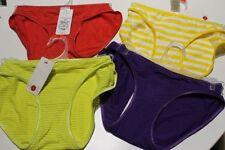 Bikinis Everyday Striped Panties for Women