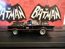 "AUTO WORLD ~ Batman ""Batmobile"" ~ NEW IN JEWEL CASE ~ Fits AFX, AW, JL"