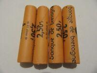 A Saisir : Lot de 4 Rouleaux d'Origine 50 X 5 ct Marianne 1979 à 1982 NEUF