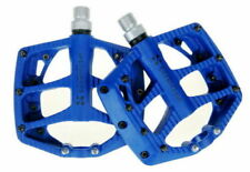 MTB Road Bike Pedals Sealed Bearing Flat Bicycle Pedal Nylon Fiber Ultralight