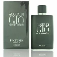 ACQUA DI GIO PROFUMO by Giorgio Armani 4.2 oz / 125 ml PARFUM Spray Men NIB SEAL