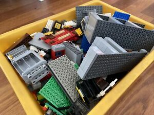 Lego Bulk 3.5 Kg With Mixed Structures And Blocks! And Lots More!