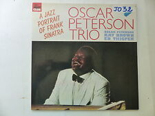 OSCAR PETERSON TRIO A jazz portrait of FRANK SINATRA  2m056 64826