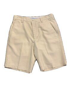 Footjoy FJ Mens Athletic Chino Golf Shorts Size 34 Sport