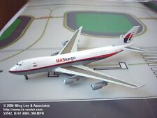 Dragon Wings Malaysia Airlines MASKargo Boeing 747-400F Diecast Model 1:400