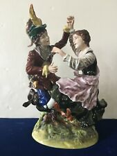Antique Bohne Rudolstadt Figurine