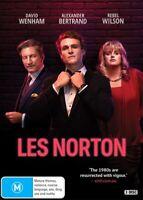 Les Norton (3 Disc-Set) : NEW DVD