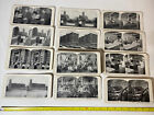 Complete Set 50 Early Stereoview Cards Operation of Sears Roebuck Co. Chicago IL