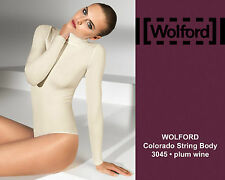 Wolford colorado stringbody * Xs plflaume *... a favorite en top Wolford Quality