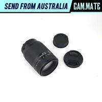 Nikon AF Nikkor 70-210mm F/4-5.6 Zoom Lens DSLR Made In Japan N8208