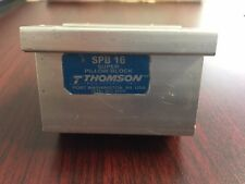 New listing 		THOMSON SPB 16 OPN SUPER PILLOW BLOCK (USED)